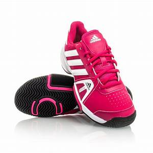 Adidas Barricade Team 3 XJ - Kids Girls Tennis Shoes ...