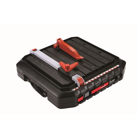 tile saw harbor freight 4 1 2 in portable cut tile saw