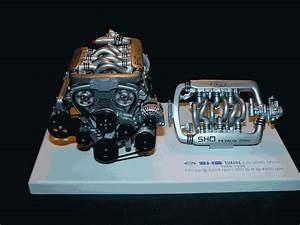 By Omar C  When We Think Of American Engines  A Big Ohv V8