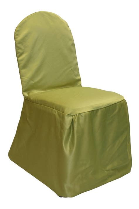 apple green lamour chair cover