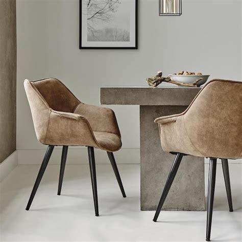chaises cuir salle 224 manger id 233 es de d 233 coration int 233 rieure decor