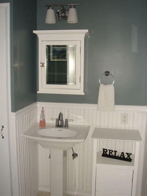 25  best ideas about Powder room paint on Pinterest