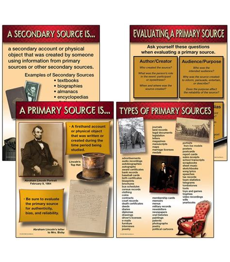 25+ Best Ideas About Primary Sources On Pinterest  Secondary Source, Teaching American History
