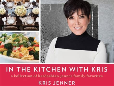 in the kitchen with kris 17 who think they can cook food fanatic