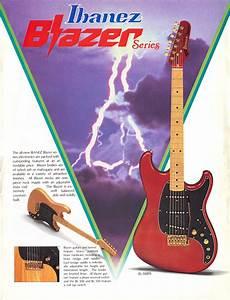 1980 Ibanez Blazer Series