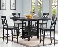black dining room table Dining Room. awesome black dining room table sets design ...