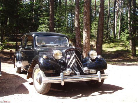 1953 Citroen Traction Avant Adrenaline Capsules Pinterest