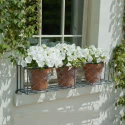 Zinc Window Box