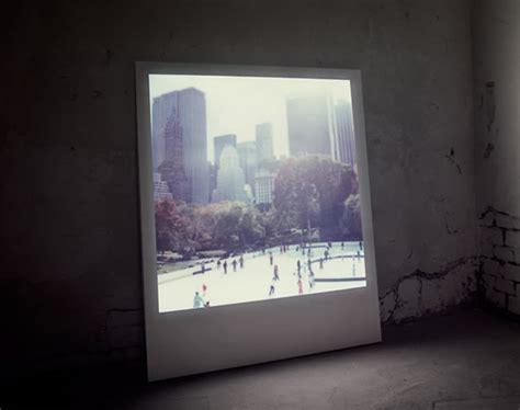 polaboy led frames light up your polaroid pictures