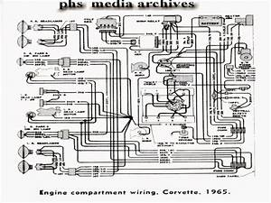 Wiring Diagram For A 1965 Corvette
