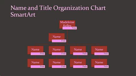 organizational related excel templates