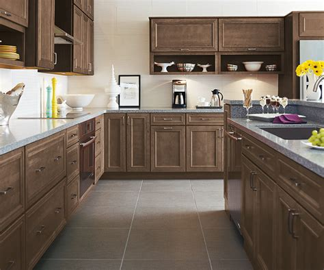 morel cabinet stain  cherry kemper cabinetry