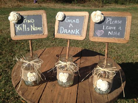 20+ Cozy Rustic Wedding Decorations For You