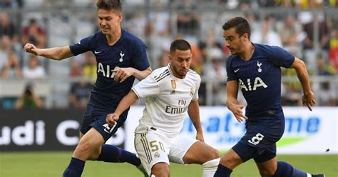 Real Madrid Vs Tottenham Resultados