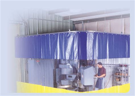 industrial curtain room dividers and sliding curtain tracks