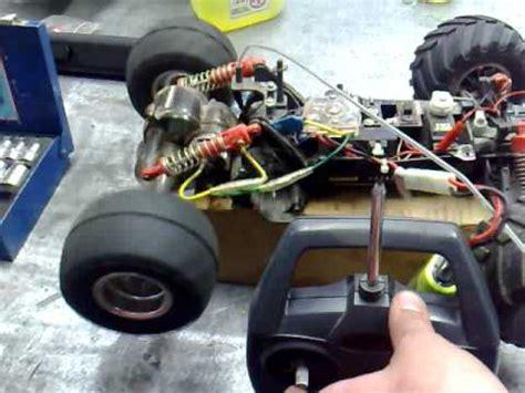 rc auto test tibinek mukodik elektromos rc auto teszt electric rc car test