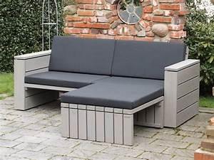 Lounge Sessel Holz : lounge ecke zeitlose loungem bel aus heimischem holz ~ Indierocktalk.com Haus und Dekorationen