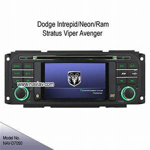 Dodge Intrepid Neon Ram Stratus Viper Avenger in dash