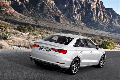 audi a3 sedan announced pricing autoevolution