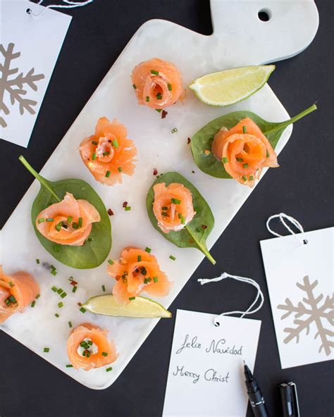 easy smoked salmon canapes salmon easy canapes shoot the cook food photography