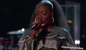 Christiana Danielle Sings QuotTake Me To Churchquot On The Voice