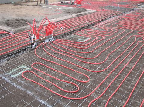 Pex Radiant Floor Heating In Concrete by Installing Radiant Floor Heating Bend Oregon Bend Heating