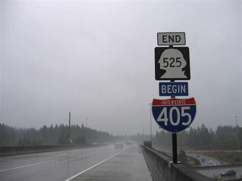 interstate  south lynnwood  bellevue aaroads