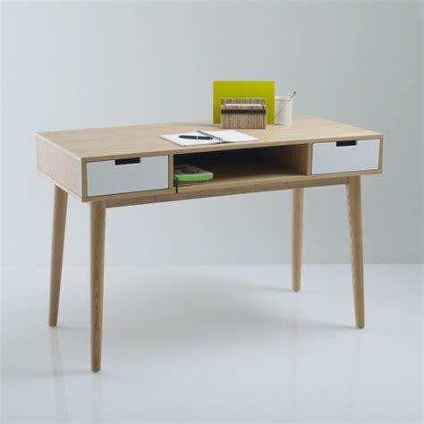 bureaux la redoute 5 bureaux en bois design à moins de 400 euros