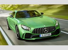 Mercedes Unleashes The Beast Of The Green Hell AMG GT R