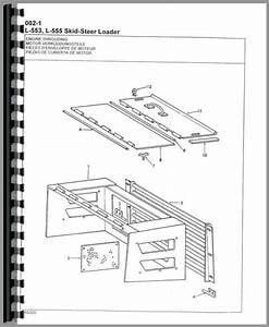 New Holland L555 Skid Steer Parts Manual