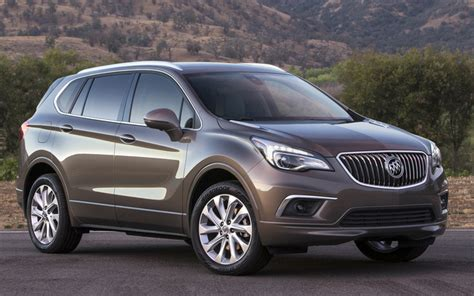 2018 Buick Envision  Overview Cargurus