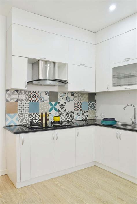 deleforterie cuisine carrelage cuisine avec motif