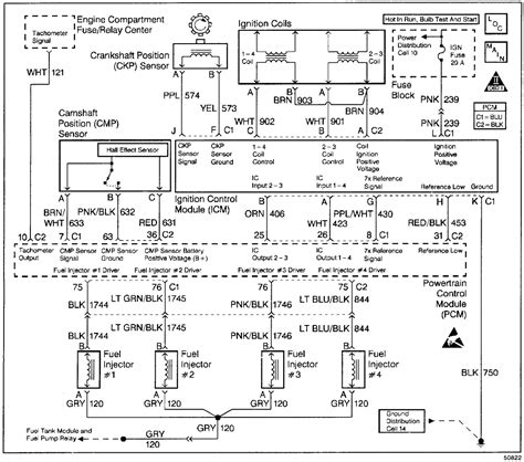2003 Pontiac Grand Am Radio Wiring Diagram by Need The Starter Ignition Wiring Diagram For A 98 Grand Am
