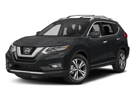 New 2018 Nissan Rogue Prices Nadaguides