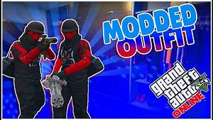 GTA 5 Online *DOPE MODDED OUTFIT*(FreeModE) USING CLOTHING GLITCHES - YouTube
