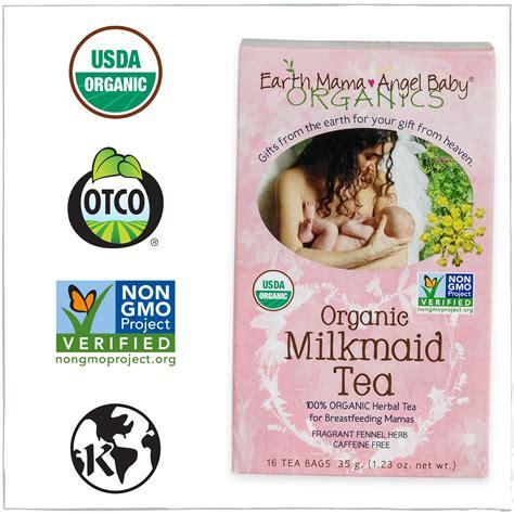 Amazoncom Earth Mama Angel Baby Organic Mama To Be Tea