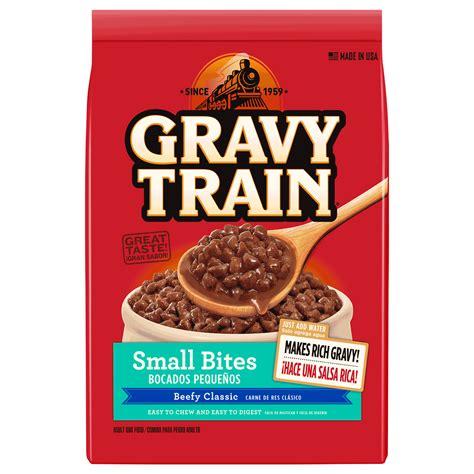 gravy train dog food dogmal