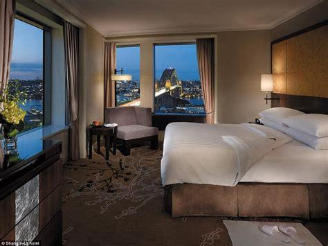 Inside Prince Harry's Luxury Sydney Hotel Suite