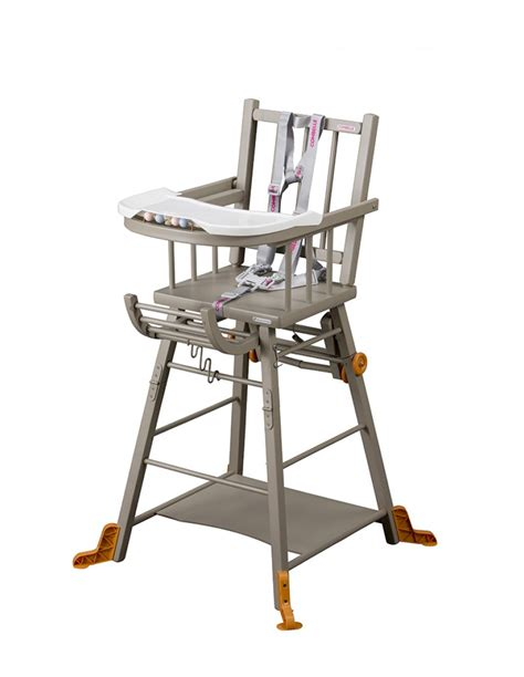 harnais de chaise haute chaise haute marcel transformable chaises