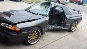 Nissan Gtr R32 : wrecking nissan skyline r32 gtr twin turbo manual 1989 rb26 det jap sports spares ~ Medecine-chirurgie-esthetiques.com Avis de Voitures