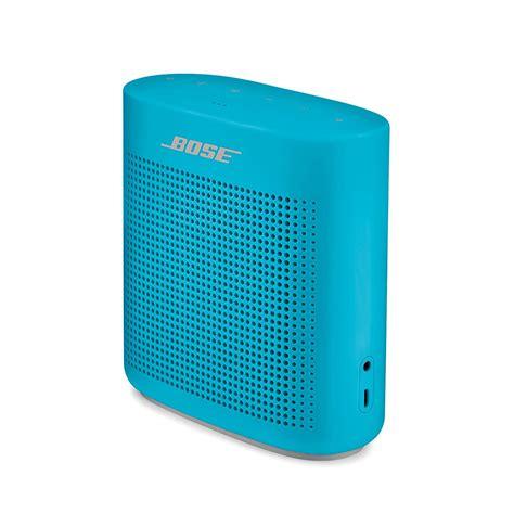 new bose soundlink color bluetooth speaker ii 1yr