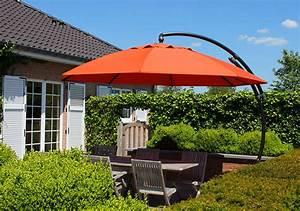 Toile Pour Parasol Déporté : bien choisir votre parasol d port easy sun ~ Teatrodelosmanantiales.com Idées de Décoration