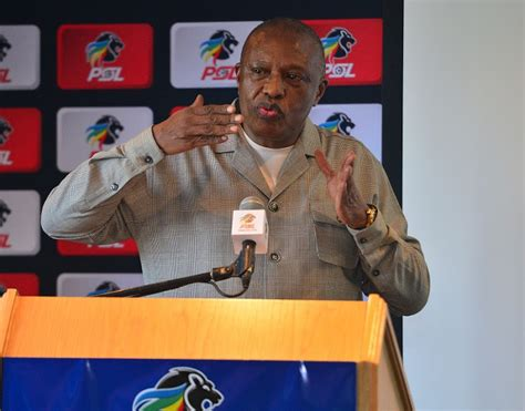 Irvin Khoza announces dates for start of 2020-21 PSL season
