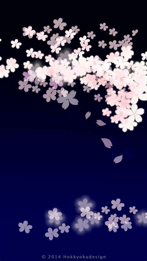 iphone sakura wallpaper iphone