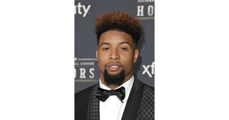 Because His Beard Game Is Always on Point   Odell Beckham ...