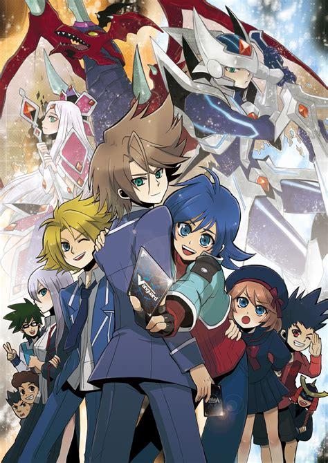 anime cardfight vanguard cardfight vanguard popular anime