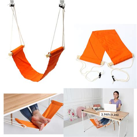 Foot Rest Hammock by Desk Hammock For Comfortable Your Office Home