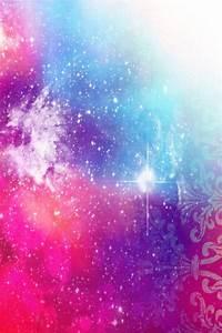 "Cute iPhone galaxy wallpaper | Sayings ""es and stuff ..."