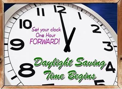 Forward Hour Clock Daylight Saving Begins Change