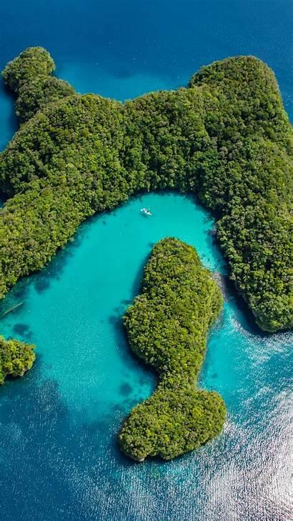 Philippines 8k Islands Palau Ocean Nature Philippine